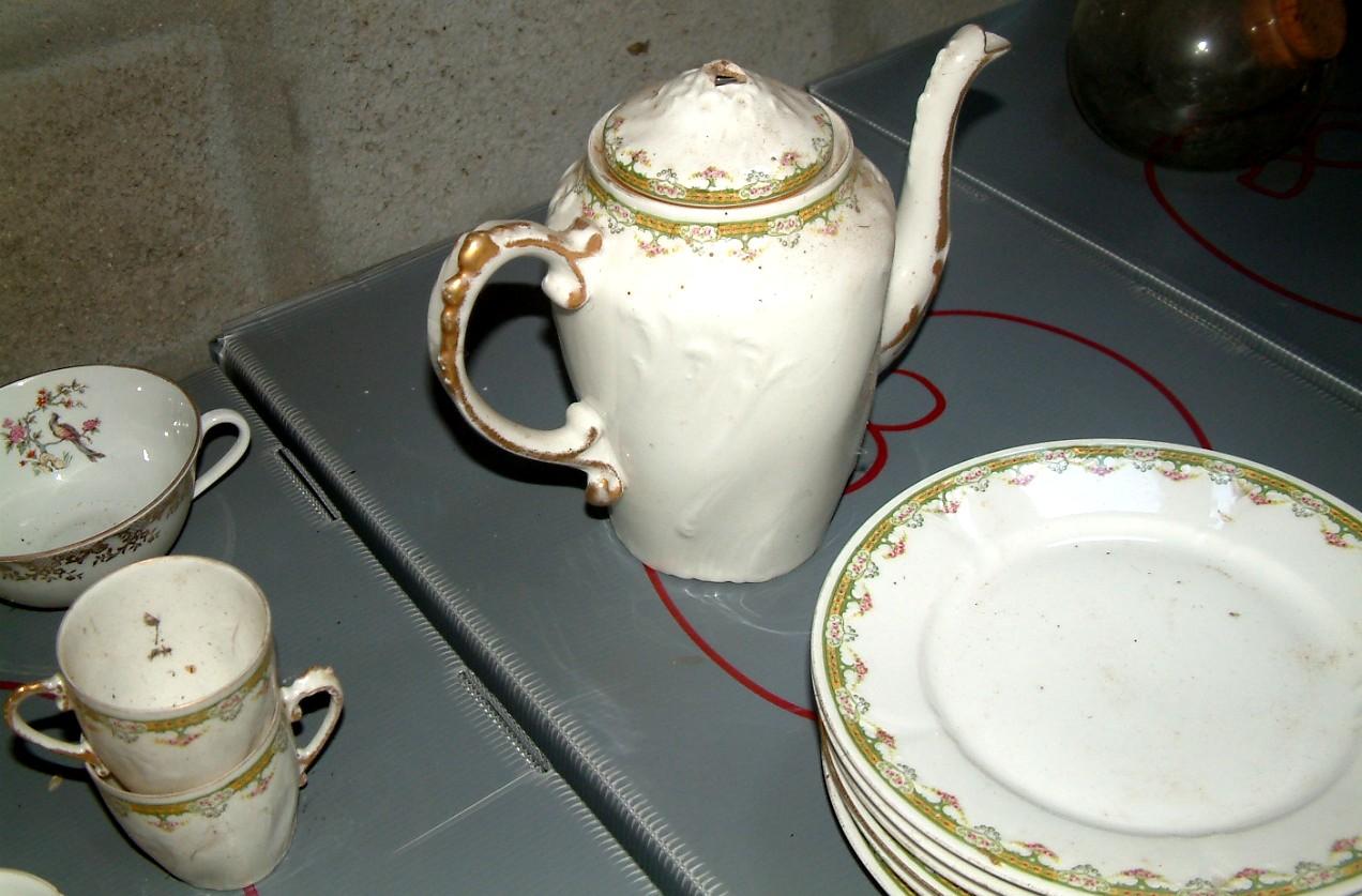 Service Caf Ef Bf Bd Porcelaine De Limoges
